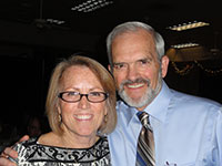 Kathy & Mark Wetzell