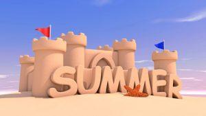 We're on break for summer!