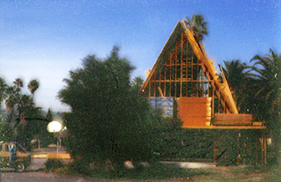 Building the new sanctuary