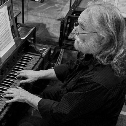 Jonathan Salcedo, Harpsichordist