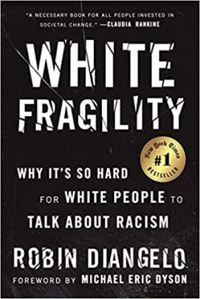 Book - Why it's so hard for white people to talk about racism